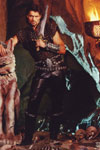 Афродита, Арес и другие боги